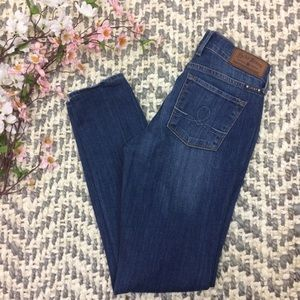 Lucky Brand | Sofia Straight Jeans Size 6 Long